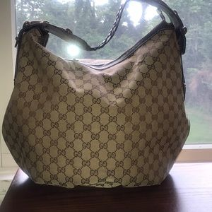 Authentic Gucci GG handbag